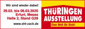 SHT Thüringen-Ausstellung 2020